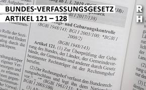 Gesetz - Copyright: Rechnungshof Österreich