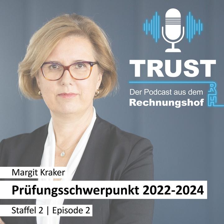 Präsidentin Margit Kraker - Copyright: