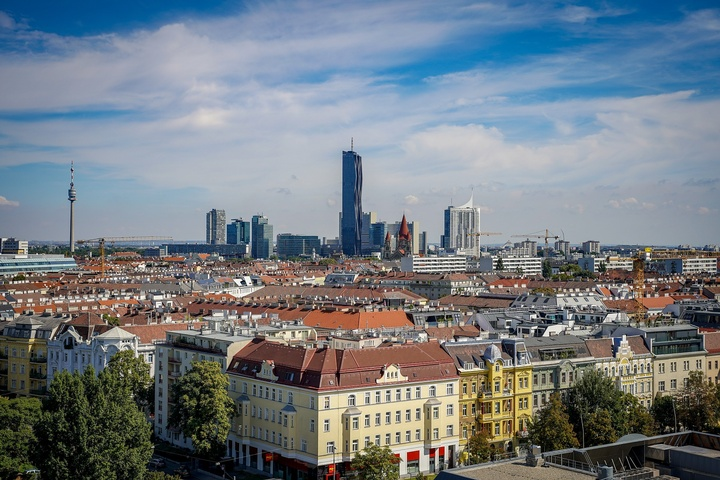 Überblick Wien - Copyright: Copyright: Pixabay