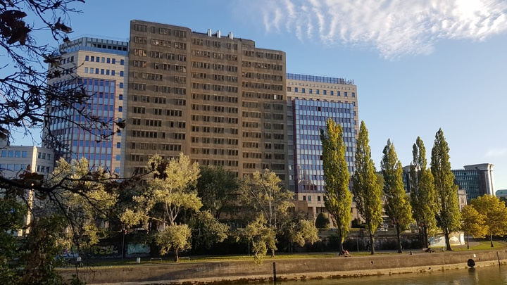 Gebäude des Rechnungshofes  - Copyright: RH