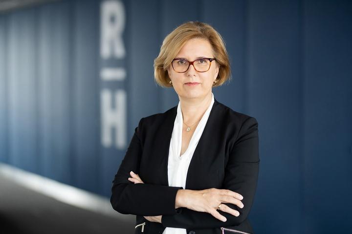 Dr. Margit Kraker, Präsidentin des Rechnungshofes Österreich. - Copyright: Klaus Vyhlanek